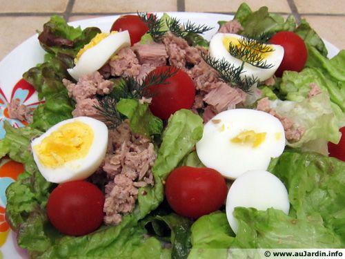 Salade du p�cheur