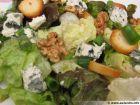 Salade de roquefort & noix