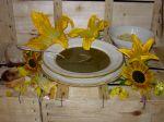 Soupe aux fleurs d'automne
