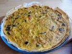 Tarte « ratatouille »