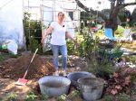 Comment réaliser un petit bassin de jardin ?