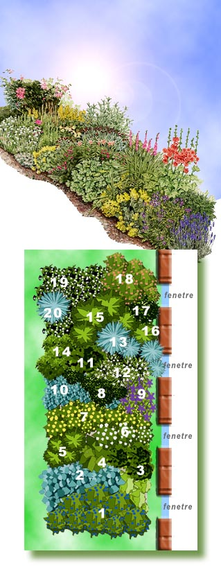 Beautiful Amenager Son Jardin A L Ombre Pictures - Design ...