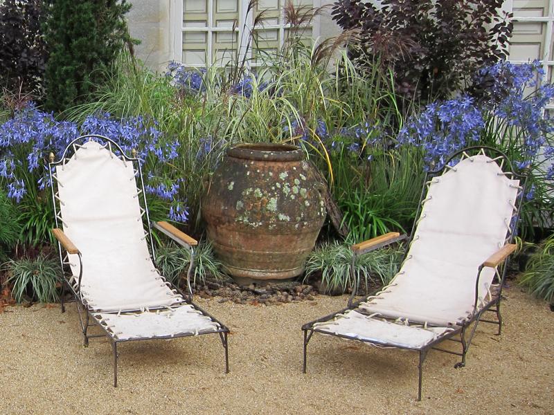 Créer un coin repos au jardin