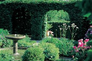 Le Labyrinthe - Jardin des Cinq Sens (74)
