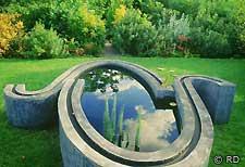 photo mery sur oise jardin