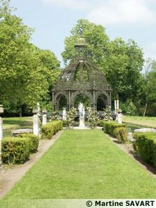 Le jardin du ch teau de chantilly 60 for Jardin anglais chantilly