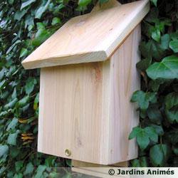Maison pour chauve-souris