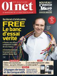 01NET magazine d'avril 2013