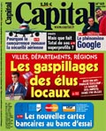 Magazine CAPITAL n°169 d'octobre 2005